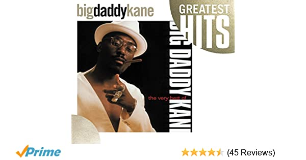 Very Best Of Big Daddy Kane Gh
