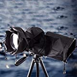 DSLR Cameras Rain Cover Raincoat Protector Rainproof Camera Waterproof Bag Professional Rain Coat SLR Cameras Media Storm Jacket Cover For Canon Nikon Pentax Sony Panasonic Olympus Fuji Sigma Tamron