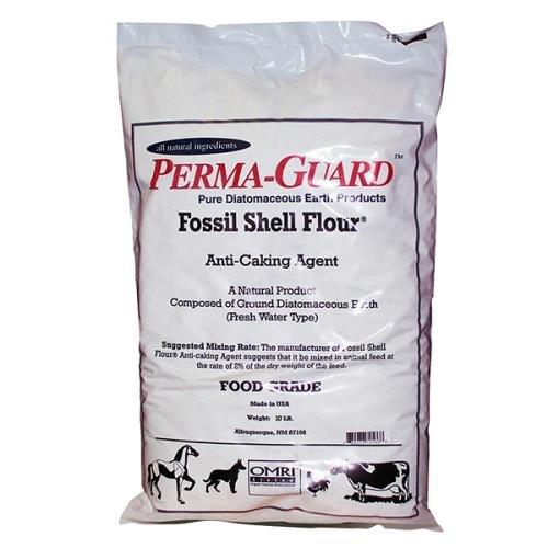 Perma Guard Diatomaceous Earth OMRI Food Grade 2 lb (10/Cs)