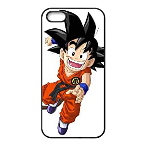 iPhone 4 4s Cell Phone Case Covers Black Goku MUS9144017