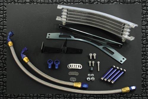 プロト(Plot) ラウンドオイルクーラーキット 9段 シルバーコア ROC618   B004HCNDCY
