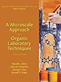 img - for A Microscale Approach to Organic Laboratory Techniques (Cengage Learning Laboratory Series for Organic Chemistry) book / textbook / text book
