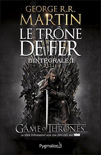 Amazon Com Le Trone De Fer L Integrale 1 Tomes 1 Et 2