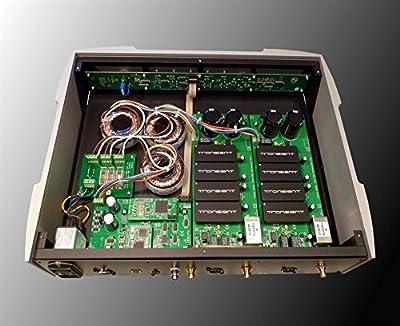 Metrum Acoustics Pavane Digital to Analog Converter- Silver