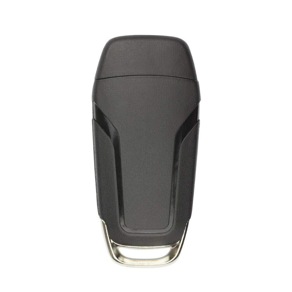 FikeyPro Keyless Entry Remote Control Car Flip Key Fob fits 2013 2014 2015 2016 Ford Fusion 4-Button N5F-A08TAA