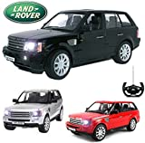 Comtechlogic® CM-2120 Official Licensed 1:14 Range Rover Sport Radio Controlled RC Electric Car Ready To Run EP RTR - BLACK