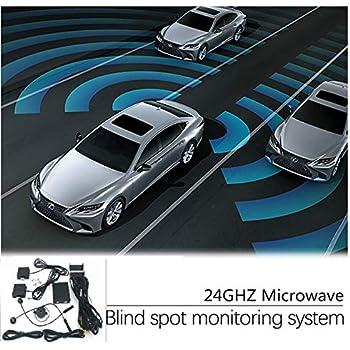 Amazon Com Carbest New Radar Based Blind Spot Sensor And