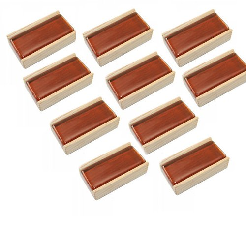 Deluxe Violin/Viola/Cello Rosin - 10 Pack RS Berkeley RSBRos10