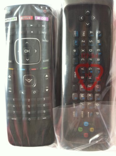 US Vizio Smart TV Qwerty Keyboard Remote for Vizio Smart ...