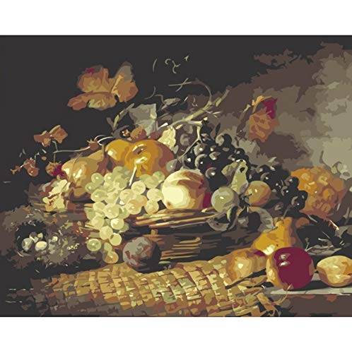 Jigsaw Puzzle 1000 Piece 3D Puzzle Fruit Still Life Wall Art for Home Decor 75X50Cm