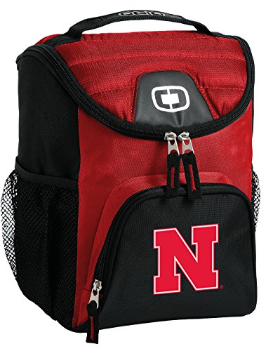 Broad Bay University of Nebraska Lunch Bag Coolers Our Best Nebraska Huskers Cooler