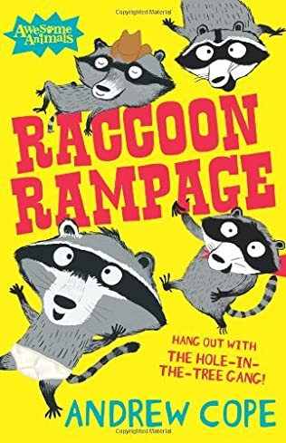 book cover of Raccoon Rampage