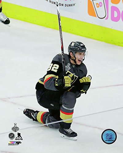"""Tomas Nosek Vegas Golden Knights 2018 NHL Stanley Cup Action Photo (Size: 16"""" x 20"""")"""