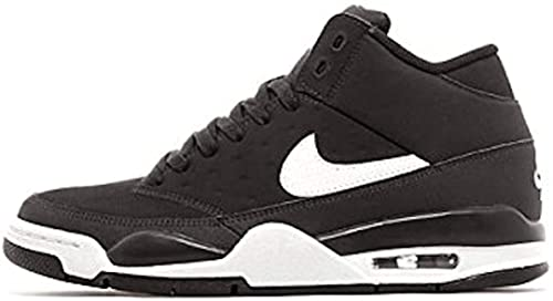 autoridad Sabueso Puno  Buy Nike Men's Air Flight Classic Basketball Shoe, Black/White, 11 D US at  Amazon.in