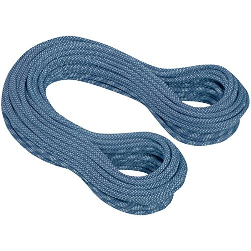 Mammut 9.5mm Infinity Dry Dynamic Rope - Ocean Royal - Dry Rope