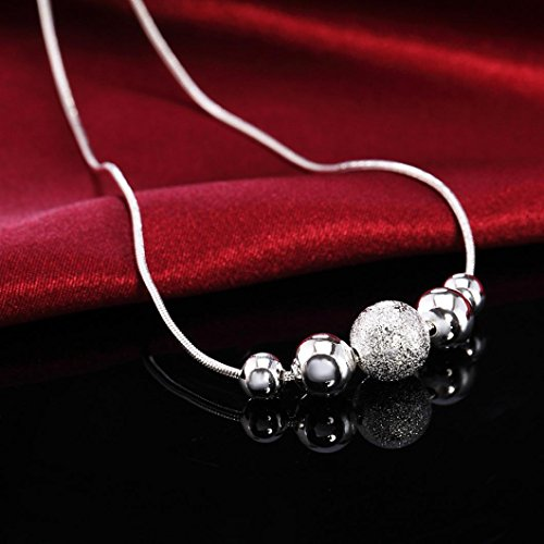 Gyouandme Chic Circular Charm Pendant Necklace Gift Jewelry Fashion Jewelry - Circular Crystal Charm