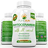 Phytoceramides-by-Pure-Sun-Naturals--All-Natural-Anti-Aging-Healthy-Gluten-free-Skin-Supplement-Derived-from-Rice--Decrease-Fine-Lines-Wrinkles-Naturally--30-Capsules-30-Day-Supply