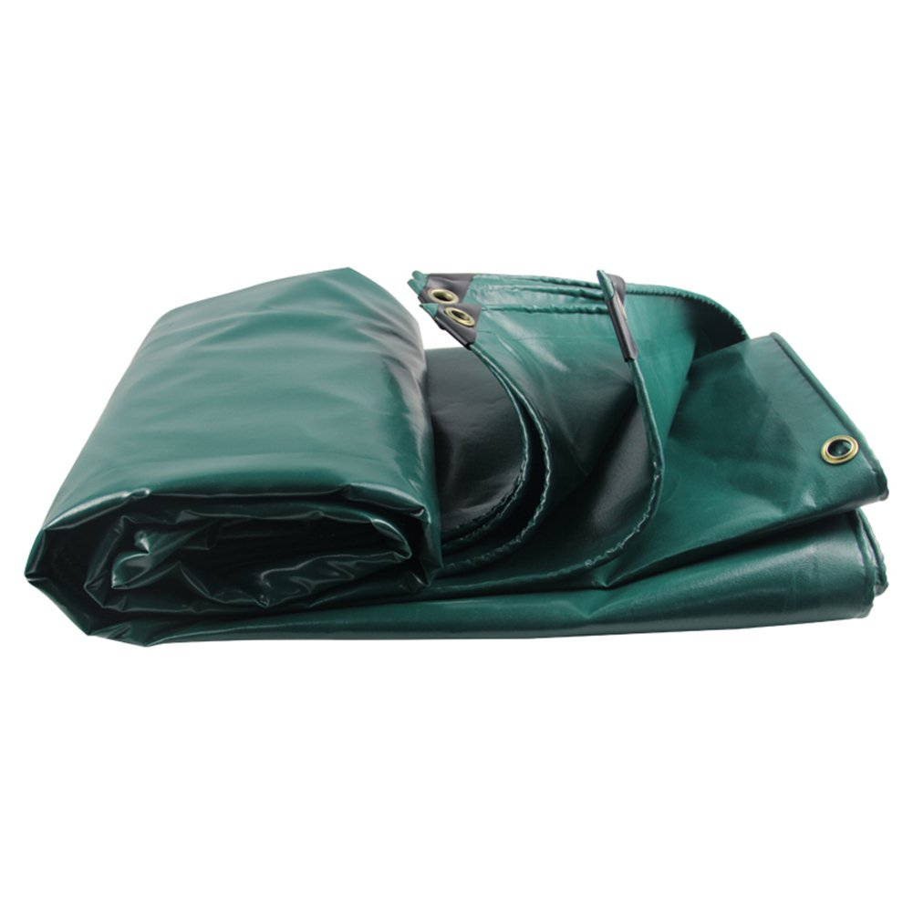 JIANFEI オーニング 防水 サンプロテクション 布 多機能 厚い 耐久性のある 目覚め キャンバス、 550G/m2、 厚さ0.45mm (色 : A, サイズ さいず : 4m × 5m) B07D3B4K58 4m × 5m|A A 4m × 5m