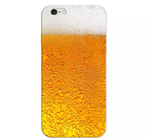 iPhone 7 PLUS Handycase Huelle Handyhuelle Case Silikon Case Silikonhuelle Silikoncase Bier Beer Motiv Bedruckt