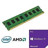 Bundle Pack DDR3 RAM (4GB) 1600/1333Mhz & OS Windows 10 Pro 64-Bit ENG DVD OEM