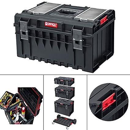 qbrick profesional 350 maletín Sistema de herramientas caja caja caja de herramientas caja organizadora 58 x