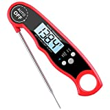 AMIR Digital Meat Thermometer, Waterproof Instant Read Cooking Thermometer Food Thermometer with Probe