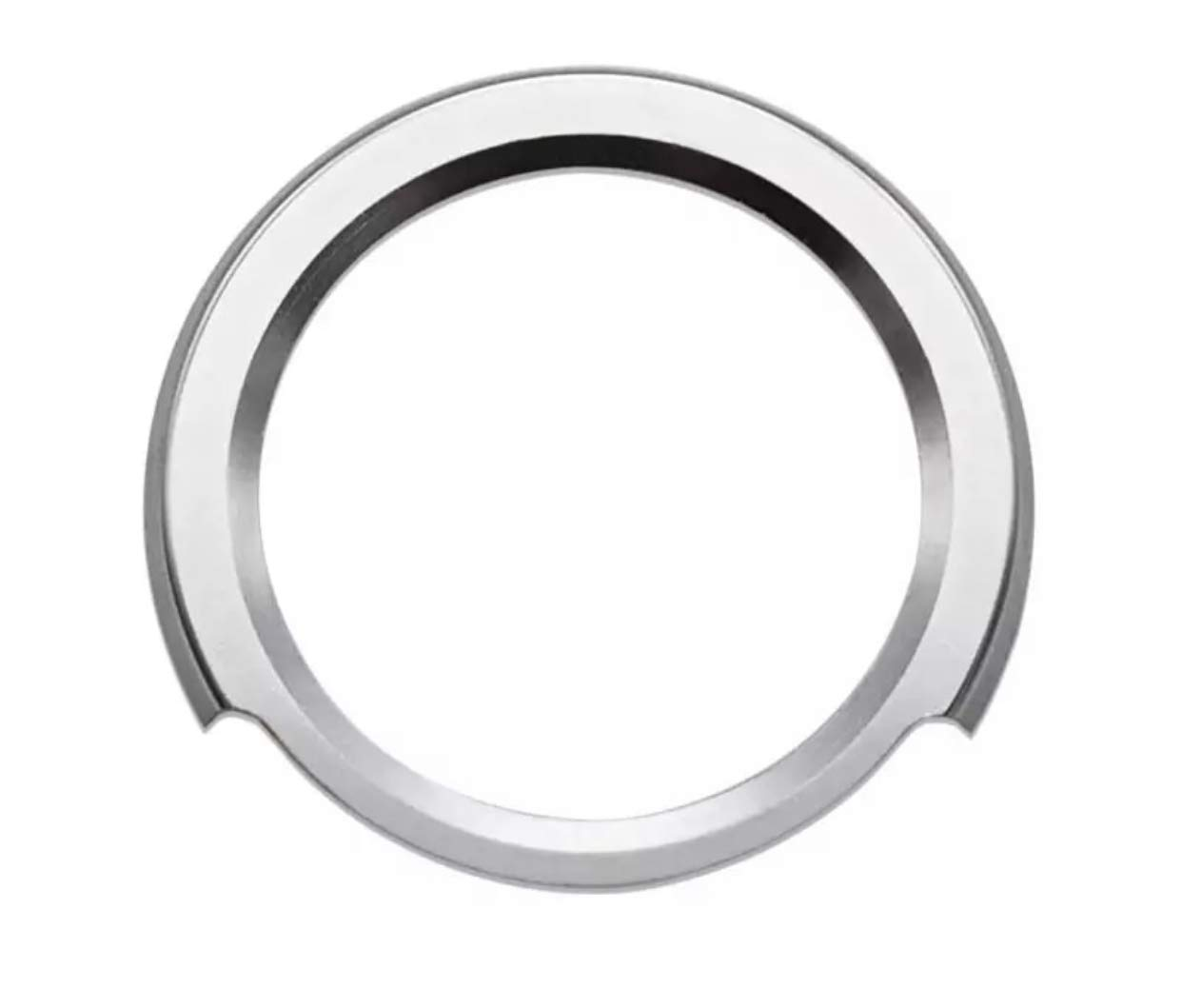 Emblem Trading Start Stop Ring mit Druckknopf in Silber Passend f/ür 1er 2er 3er 4er 5er 6er 7er X1 X3 X4 X5 X6 GT
