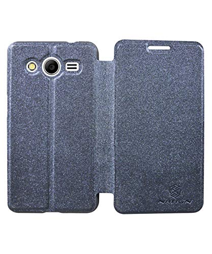 coverage Flip Cover for samsung galaxy core 2 g355h   black