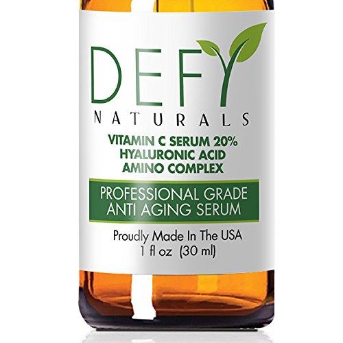 Vitamin Serum Defy Naturals Hyaluronic