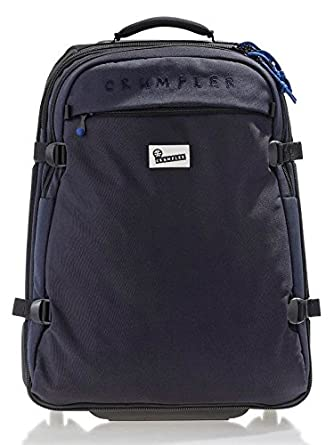 Bon Amazon.com | Crumpler THE LOW LEVEL AVIATOR G   52cm Cabin Luggage    Bluestone | Backpacks
