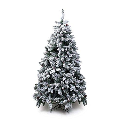 Árvore De Natal 150Cm 706 Hastes Verde