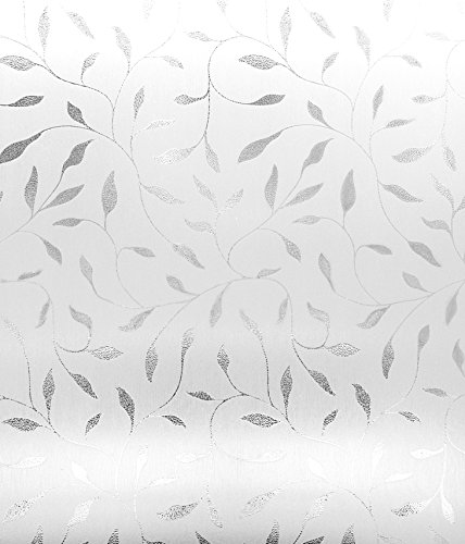 "Artscape Etched Leaf Window Film 24"" x 36"""