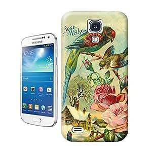 Unique Phone Case bird Hard Cover for samsung galaxy s4 cases-buythecase wangjiang maoyi