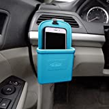 FH Group FH3022LIGHTBLUE Light Blue Silicone Car Vent Mounted Phone Holder