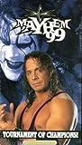 WCW: Mayhem 1999 [VHS]