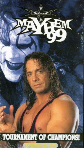WCW: Mayhem 1999 [VHS] (Wwe 1999 Vhs)