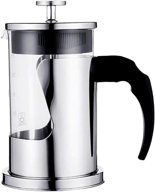 tingtin filtro de café eléctrica, cafetera de émbolo con duración ...