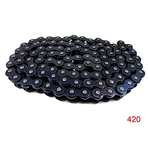 420 Chain 102 Link With Connecting Master Link For 50cc 70cc 90cc 110cc  125cc Honda XR50 CRF50 Motorcycle Dirt Pit Bike ATV Quad Go Kart 4 Wheeler  Honda ...