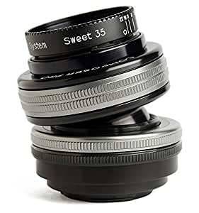 Lensbaby Composer Pro II with Sweet 35 Optic for Micro 4/3