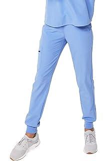 baff8329794 FIGS Zamora 2.0 Jogger Style Scrub Pants for Women - Slim Fit, Super