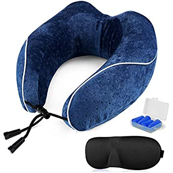 Amazon Com Ostrichpillow Go Travel Pillow For Airplane