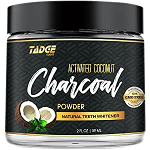 activated charcoal teeth whitening powder organic coconut active charcoal tooth. Black Bedroom Furniture Sets. Home Design Ideas