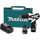 Makita FD02W 12V max Lithium-Ion Cordless 3/8in Driver-Drill Kit Drill Drivers --P#EWT43 65234R3FA493620