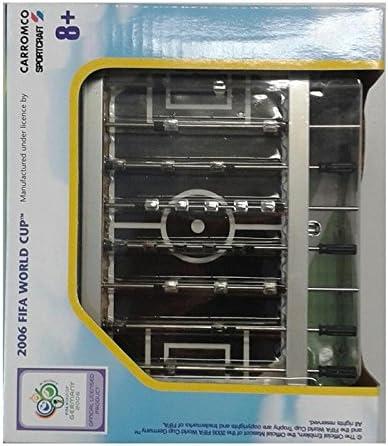 Carromco 35690 FIFA Mini-Futbolín: Amazon.es: Juguetes y juegos