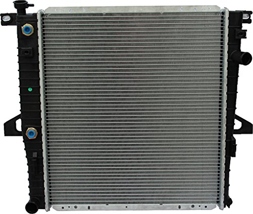 2001 Ford Ranger Radiator - OSC Cooling Products 2173 New Radiator
