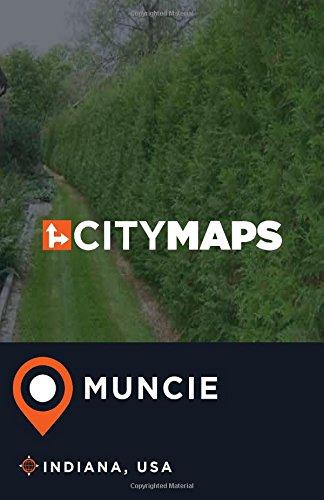 Download City Maps Muncie Indiana, USA ebook