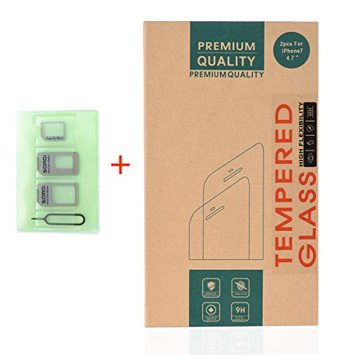 Adapter Tempered Screen Protector IPhone product image