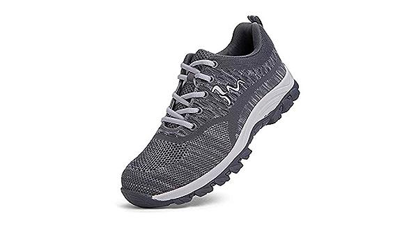 Z Work Outdoor Steel Toe Shoes Women