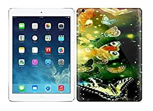 Running Gary Many Of Butterfiy Of Multicolored Express Your Free Mood And Make You Relaxion Hard Phone Case For Ipad Air