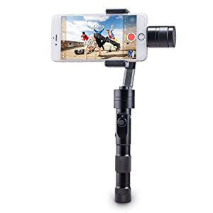 Zhiyun Z1-Smooth-C Multi-function 3 Axis Handheld Steady Gimbal PTZ Camera Mount for all Smart Phones within 7